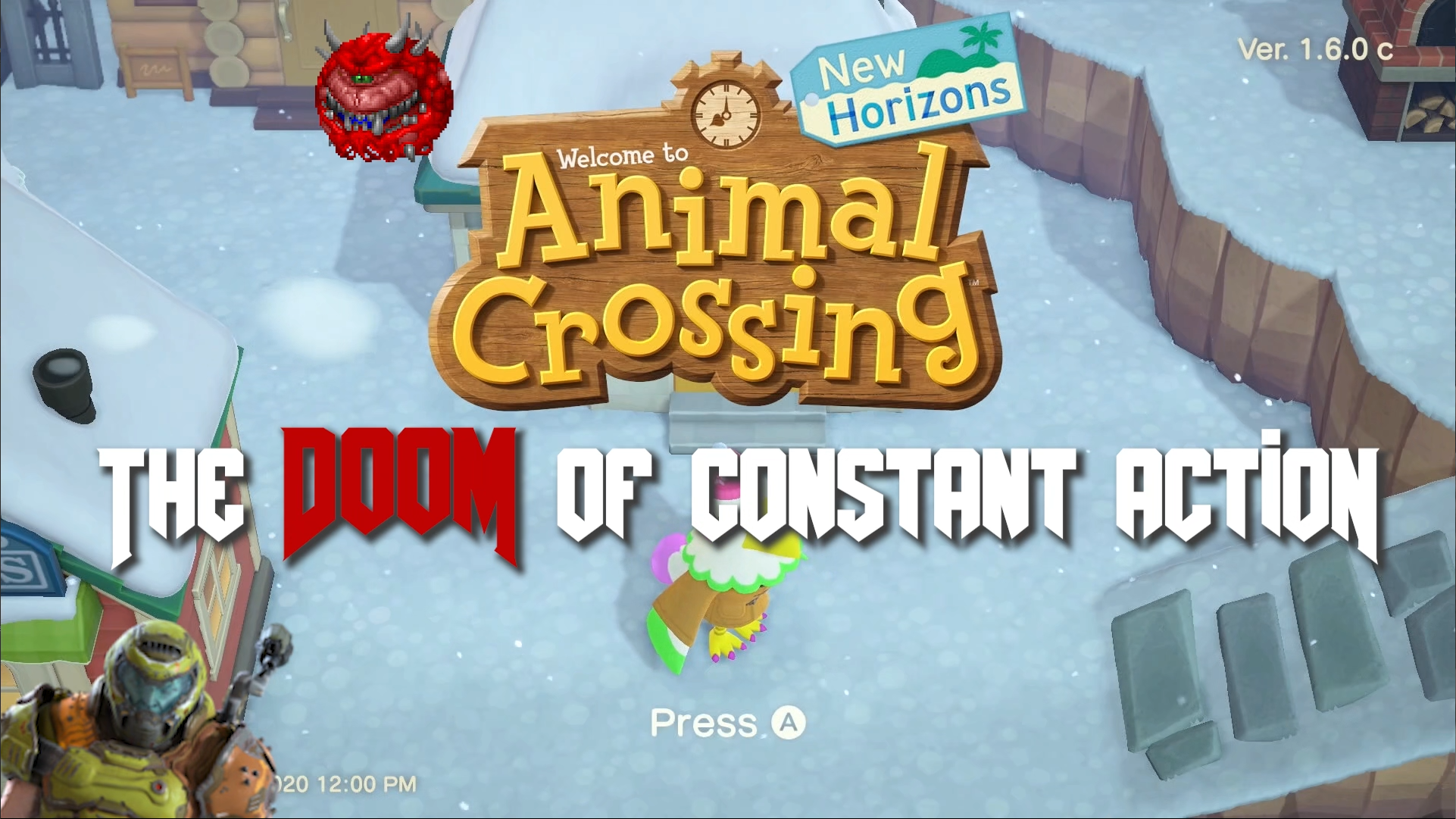Animal Crossing: The Doom of Constant Action